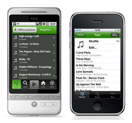 ¿Tiene sentido un reproductor portátil de Spotify?