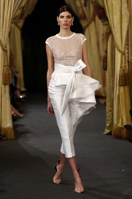 Hannibal Laguna vestidos de novia bodas 2019 atelier couture