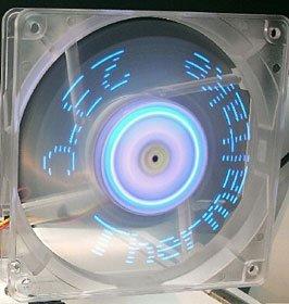 Fan LEDs