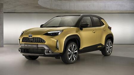 Produccion Toyota Yaris Cross 5