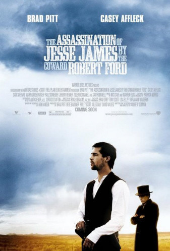 Póster de 'The Assassination of Jesse James by the Coward Robert Ford'