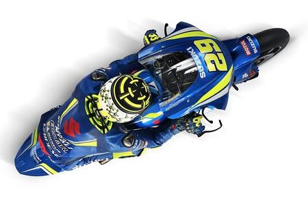 Presentacion Suzuki Iannone 2018