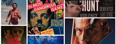 Cuando el hombre es la presa: 'La caza' y otras 15 películas sobre los juegos de supervivencia más peligrosos