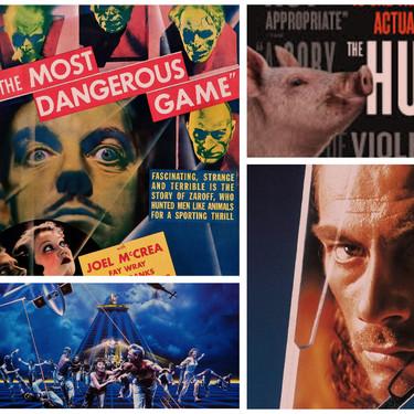 Cuando el hombre es la presa: 16 películas sobre los juegos de supervivencia más peligrosos