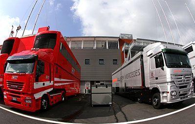 McLaren reitera su inocencia y Ferrari celebra la sanción