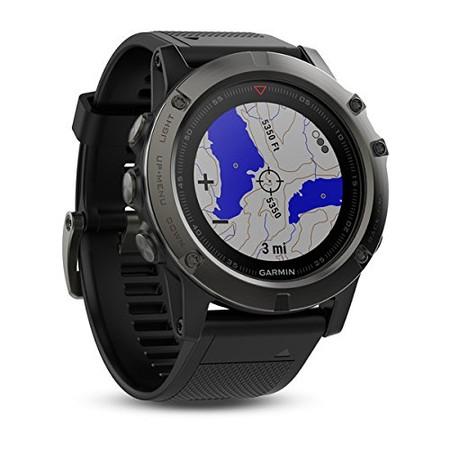 11f08950c8a1 Coronando los relojes deportivos con GPS por su precio se encuentra el  nuevo Garmin Fenix 5X