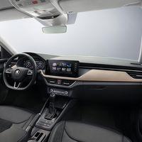 El Škoda Scala muestra un interior inédito en la marca, muy digital y más refinado antes de su presentación