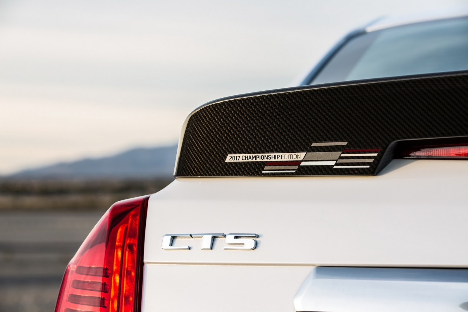 Foto de Cadillac ATS-V y CTS-V Chambipnchip Edition (11/14)