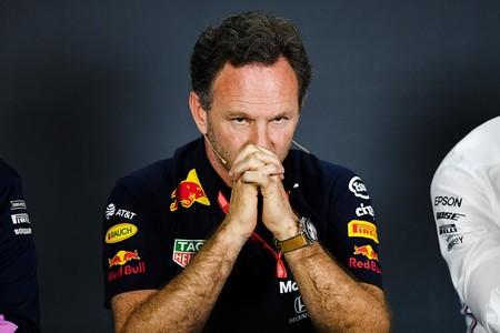 Christian Horner Red Bull F1 2020