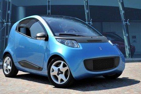 Pininfarina Nido EV, otra apuesta eléctrica urbana