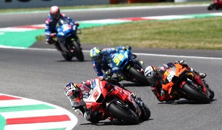 Un límite para los límites de la pista en MotoGP: Johann Zarco no pasó de cuarto a segundo en Mugello por 35 milésimas