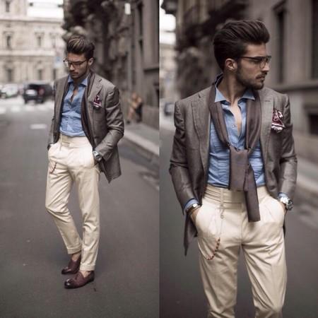Apuntate A Estos Consejos Para Lucir Mas Alto Eligiendo Los Pantalones Correctos