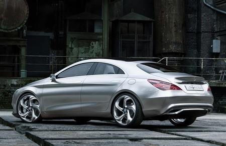 Mercedes-Benz Style Coupé 03