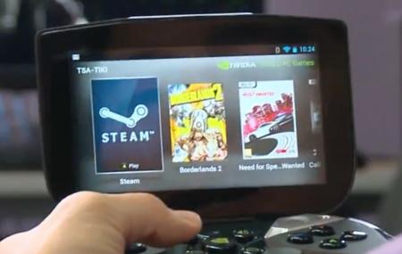 Nvidia nos enseña cómo se juega al ordenador desde Project Shield