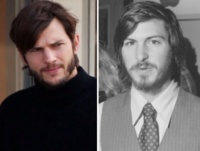 Imagen de la semana: Ashton Kutcher ya viste como Steve Jobs