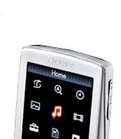 Sony A810, Walkman de Sony que reproduce vídeo