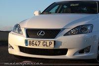 Lexus IS 250, prueba: equipamiento y versiones