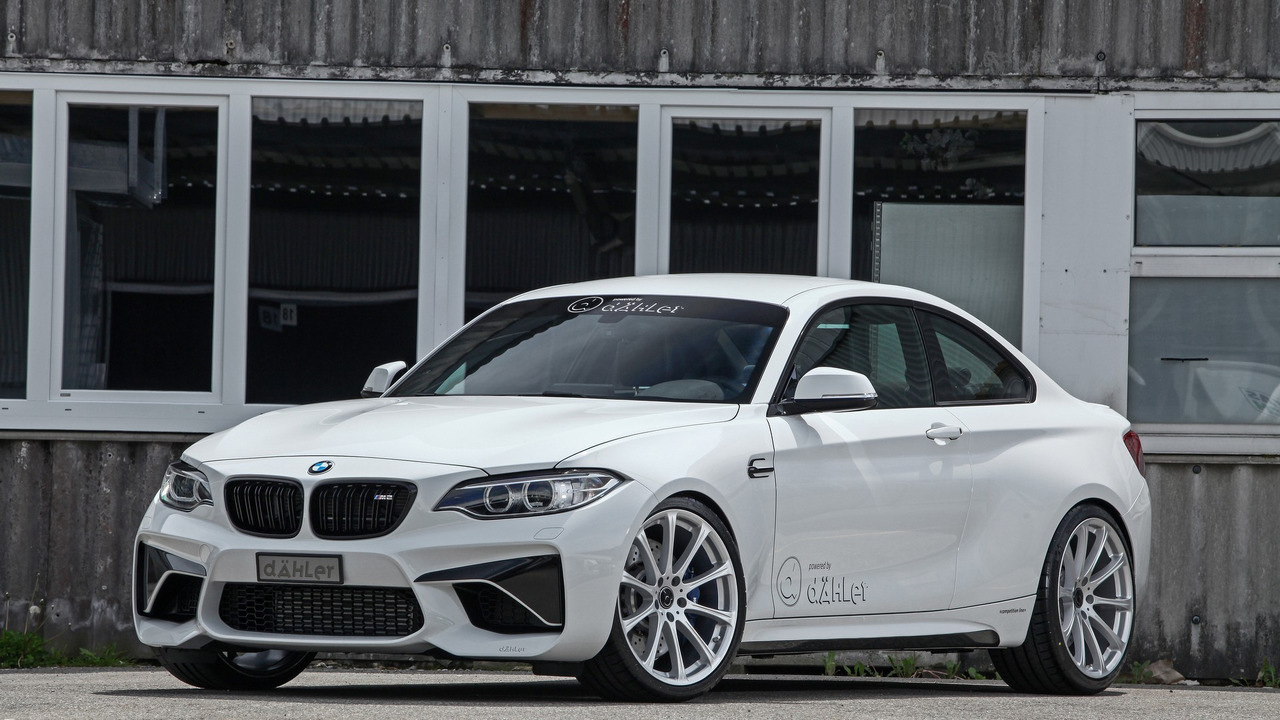 Dähler Design & Technik BMW M2 Coupé