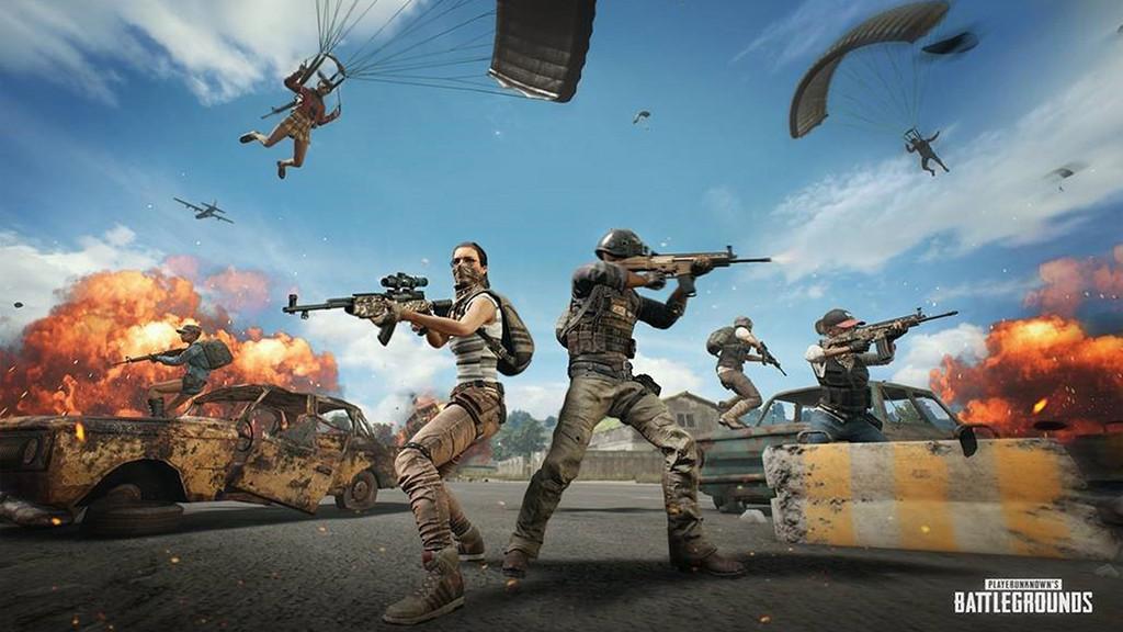 PlayerUnknown Battleground introduce un sistema de progresión de armas similar al visto en Rainbow Six: Siege