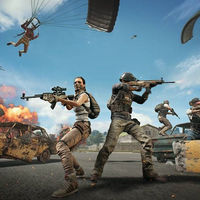 PlayerUnknown Battleground introduce un sistema de progresión de armas similar a lo visto en Rainbow Six: Siege