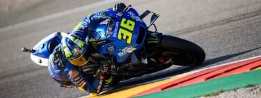 """Joan Mir duda sobre si seguir con Suzuki en MotoGP: """"Me gustaría quedarme, pero quiero ganar"""""""