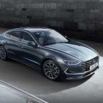 El Hyundai Sonata 2020 adelanta su nueva generación con estas imágenes