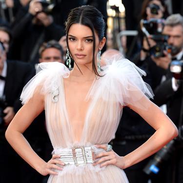 Las transparencias de Kendall Jenner protagonistas del cuarto día del Festival de Cannes 2018