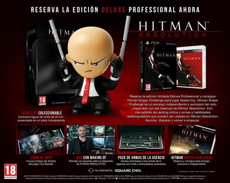 'Hitman Absolution' Deluxe Professional
