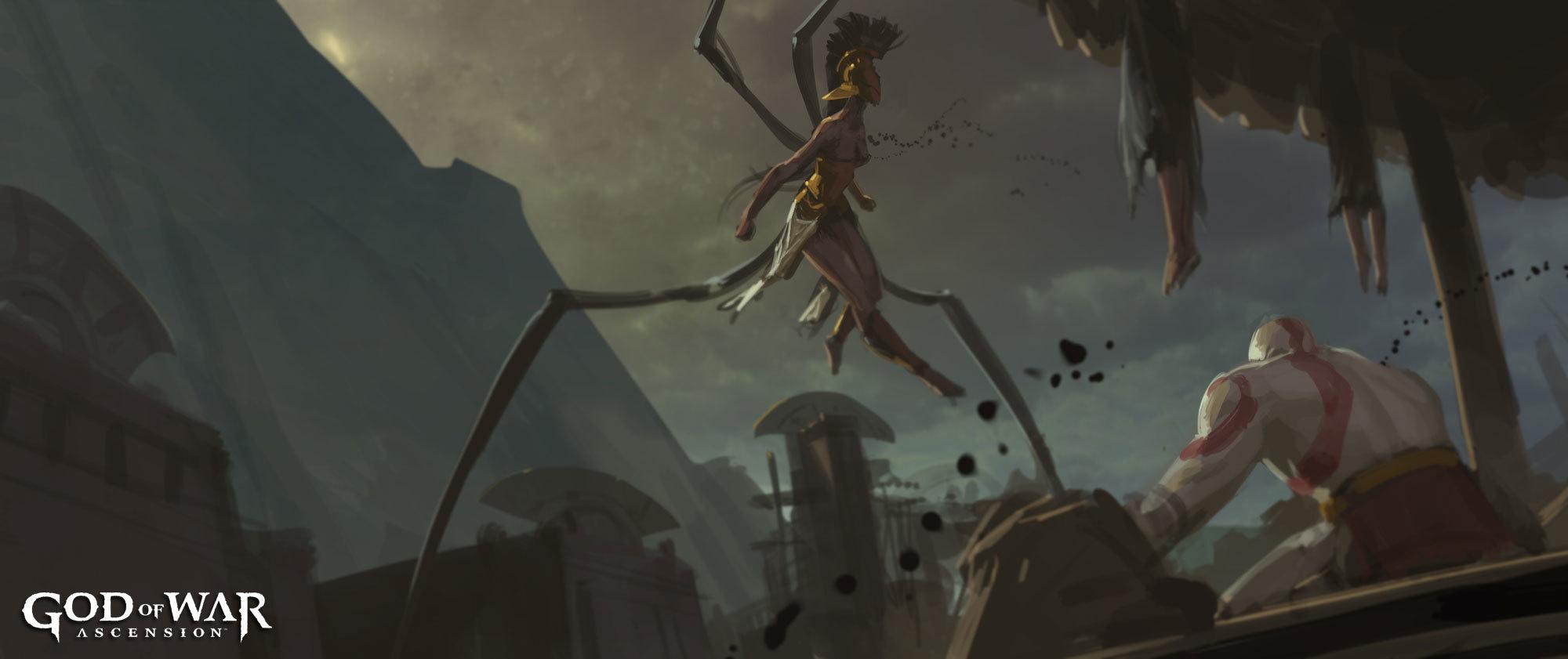 Foto de God of War: Ascension 2/02 (12/16)
