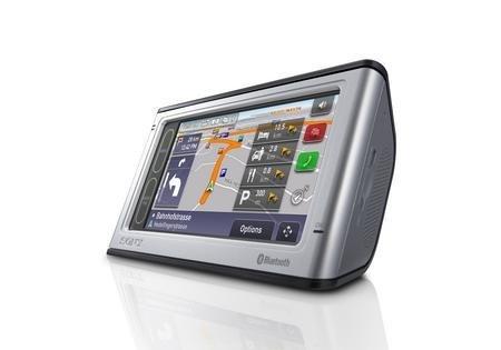 NV-U81T y NV-U80, GPS de Sony