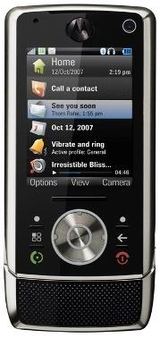 Presentado oficialmente el Motorola Z10 [CES 2008]