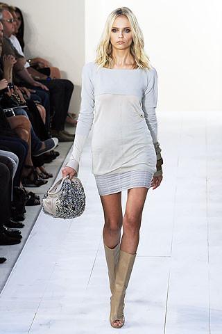 El debut de Alessandro dell'Acqua para Malo en la Semana de la Moda de Nueva York