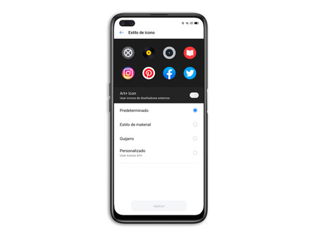 Realme 6 Pro 04 Personalizar Iconos