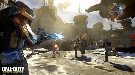 Call of Duty: Infinite Warfare recibe un loco modo de juego para acabar con nuestros rivales con simples gestos