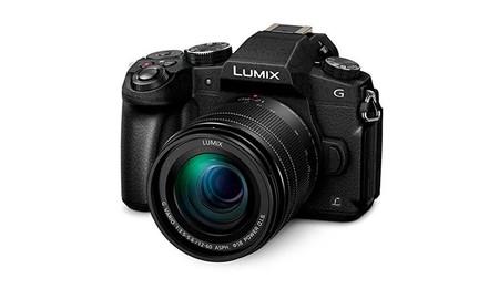 Panasonic Lumix DMC-G80MEC-K, una interante sin espejo por 200 euros menos hoy, en Amazon