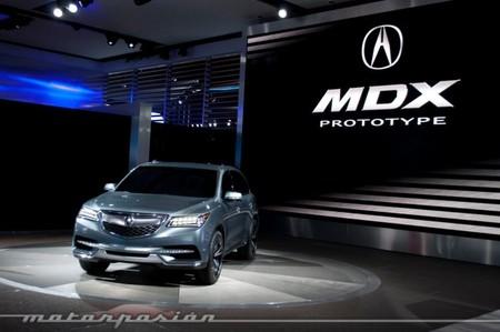 Prototipo Acura MDX