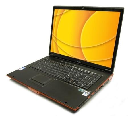 Airis XTREME N1700, con la NVIDIA GeForce 8800M GTX