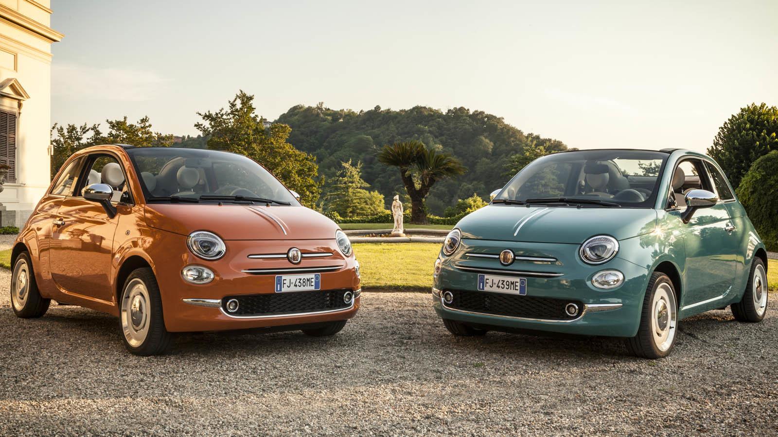 Foto de Fiat 500 Aniversario (14/15)