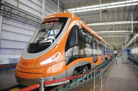 China se atreve con un tren de hidrógeno