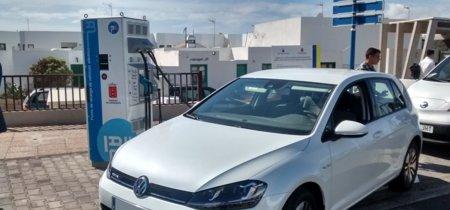 La recarga rápida para coches eléctricos llega a Lanzarote