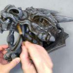Crea tu propia aldaba de dragón (con una impresora 3D, claro)