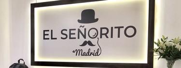 Llega a Madrid El Señorito, un nuevo concepto de barbería y boutique para el hombre