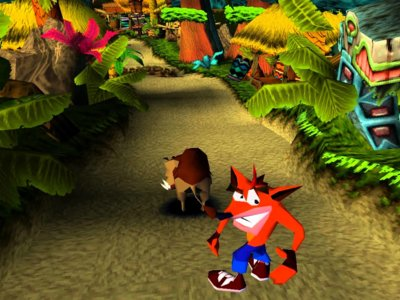 Crash Bandicoot regresa a PlayStation 4 en tres remasterizaciones