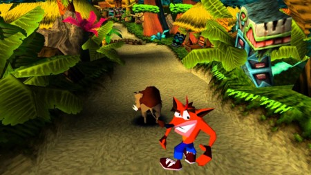 Crash Bandicoot regresa a PlayStation 4 en tres remasterizaciones