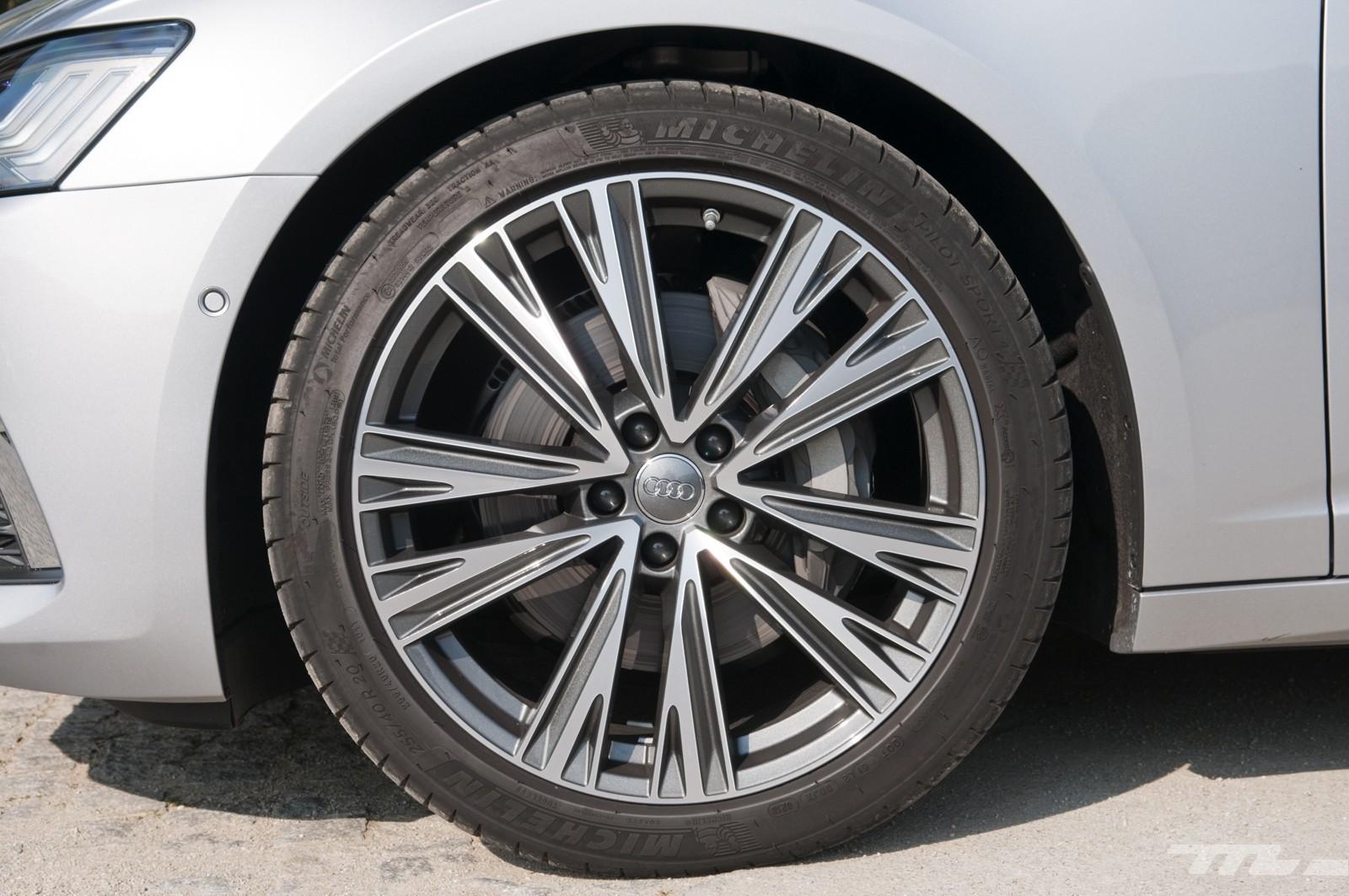 Foto de Audi A6 2018, toma de contacto (15/118)