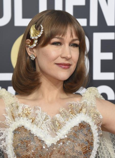 Globos De Oro 2019 Melenas Joanna Newsom