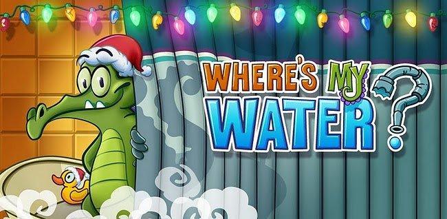 ¿Dónde está mi agua?