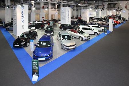 Las ventas de coches en España han caído un 13,4% durante 2012