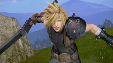 Dissidia Final Fantasy Anunciado Para Maquinas Recreativas 7