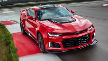 El Chevrolet Camaro ZL1 quiere plantar cara al Corvette Z06 con 659 CV de potencia